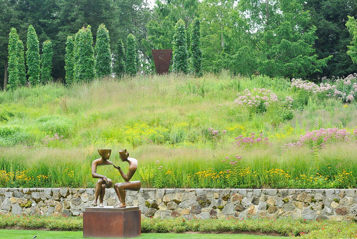 InSitu Garden , Redding, CT by Land Morphology