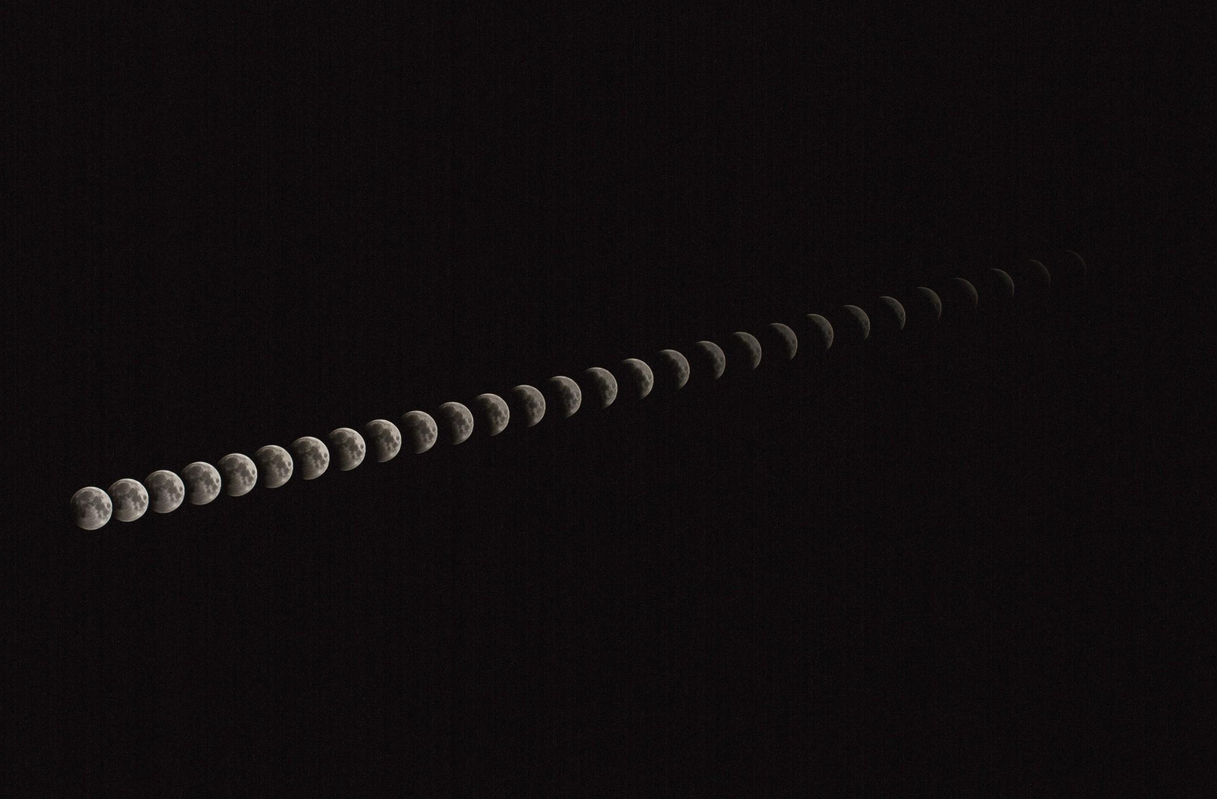 Kalaupapa eclipse