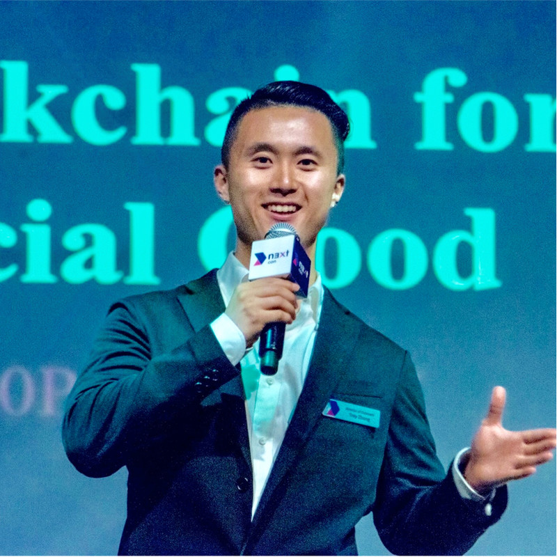 Trey Zhong - Blockchain Engineer at WhiteBlock