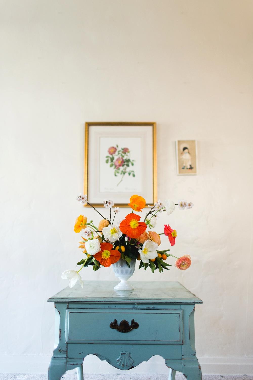 14Emblem Freutcake Floral Column Photography