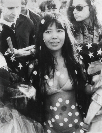 At the   Love-In-Festival   in Central Park (1968)