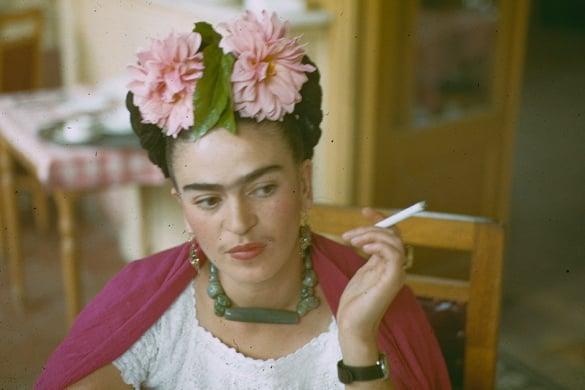 Photo by Nickolas Muray, 1941