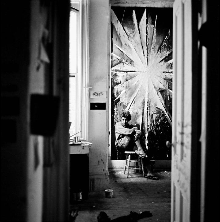 Working on   The Jewel  at 2322 Fillmore Street, SF CA. 1959. Photos by   Jerry Burchard
