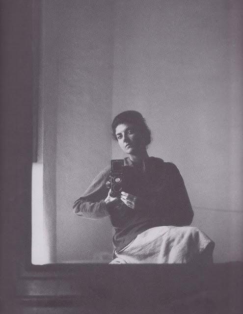 Self portrait, 1961