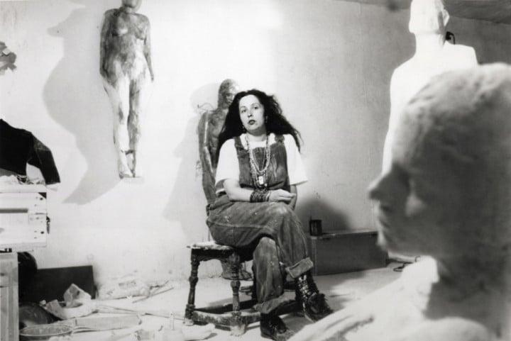 Photo by  Lina Bertucci  (1993)