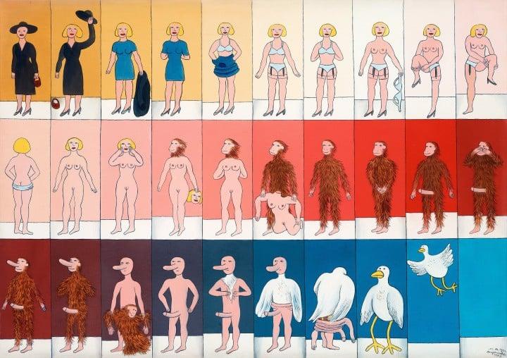 Striptease  , 1973
