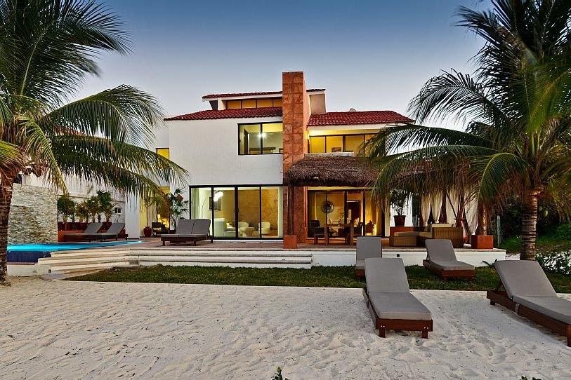 villa grace - a beachfront oasis…