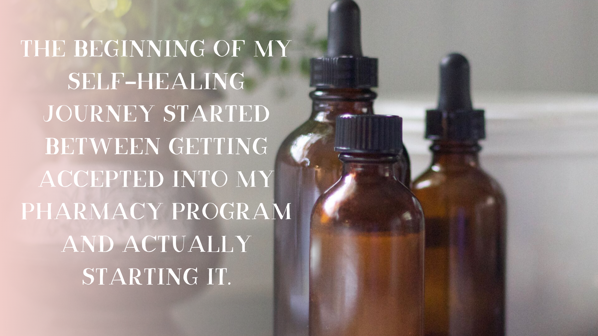 The beginningof my self-healing journey started between getting accepted into my pharmacy program and actually starting it..png