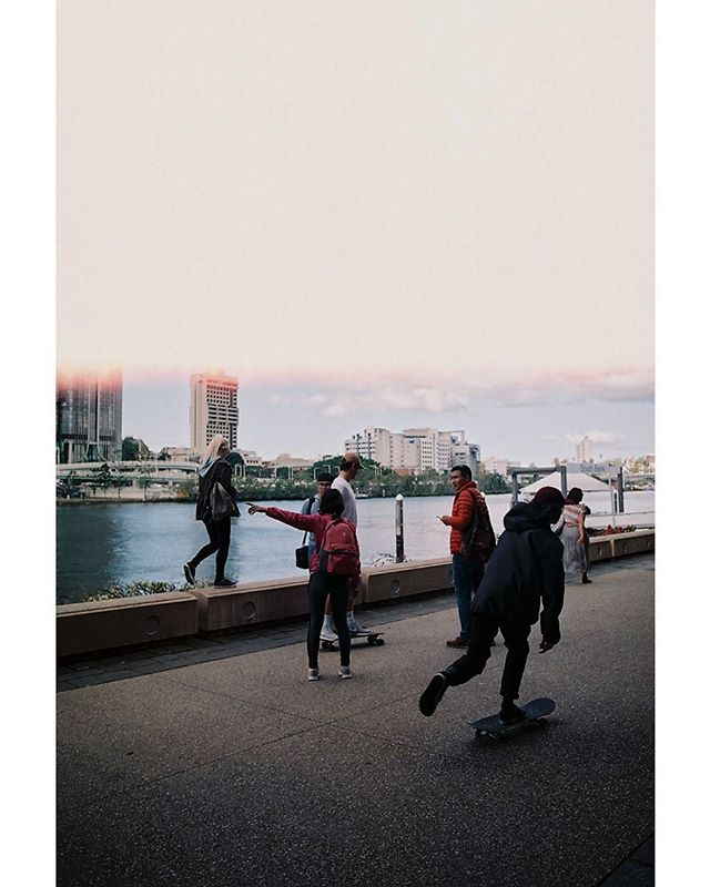 Brisbane by @kurteckardt. #35mm #film #analog #ishootfilm #mixedbusinesscollective #skateboarding #brisbane