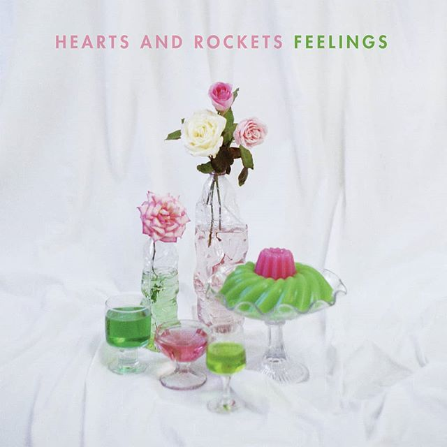 "The brand new Hearts and Rockets single Feelings is now available on all digital and streaming platforms, and you can download Feelings and pre-order our forthcoming album, Power, on blue 12"" vinyl from heartsandrockets.bandcamp.com. ""...a 99 second blast of frantic post-punk and an invigorating taste of what's to come."" - @troublejuice"