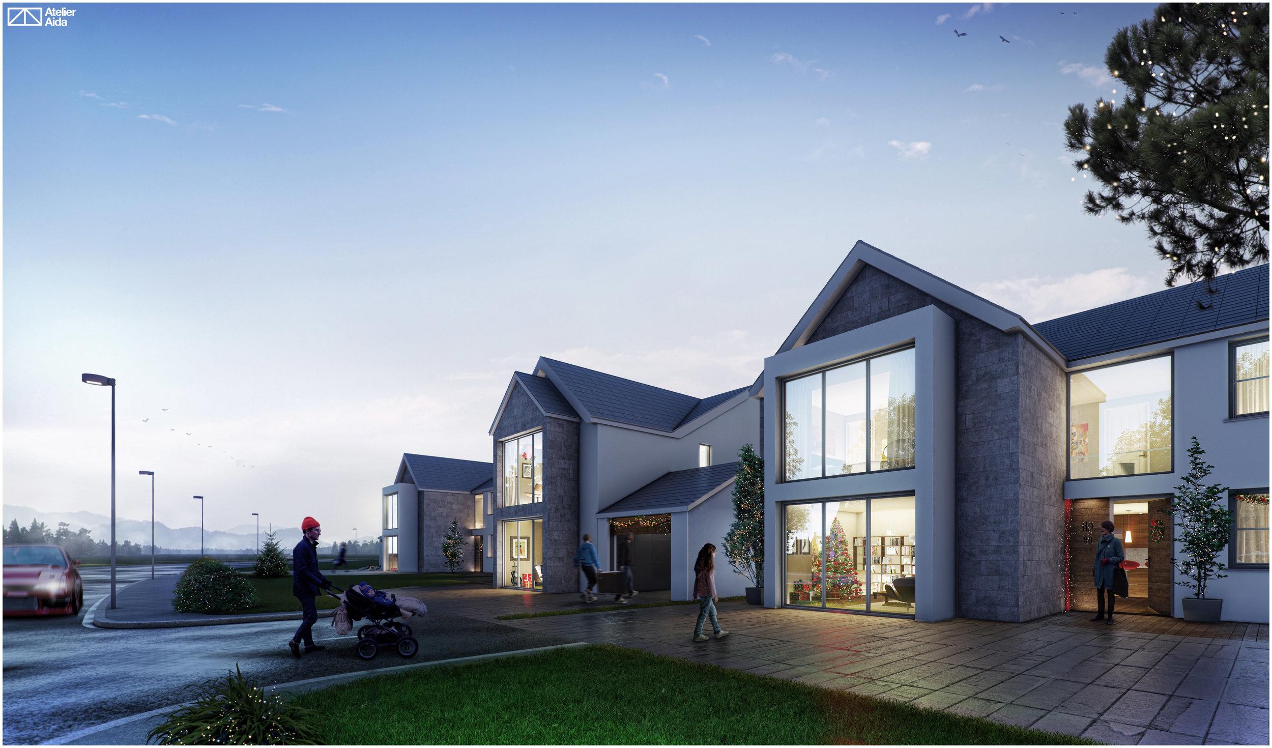 3 New Houses, Old Way, Bishopstone, Swansea