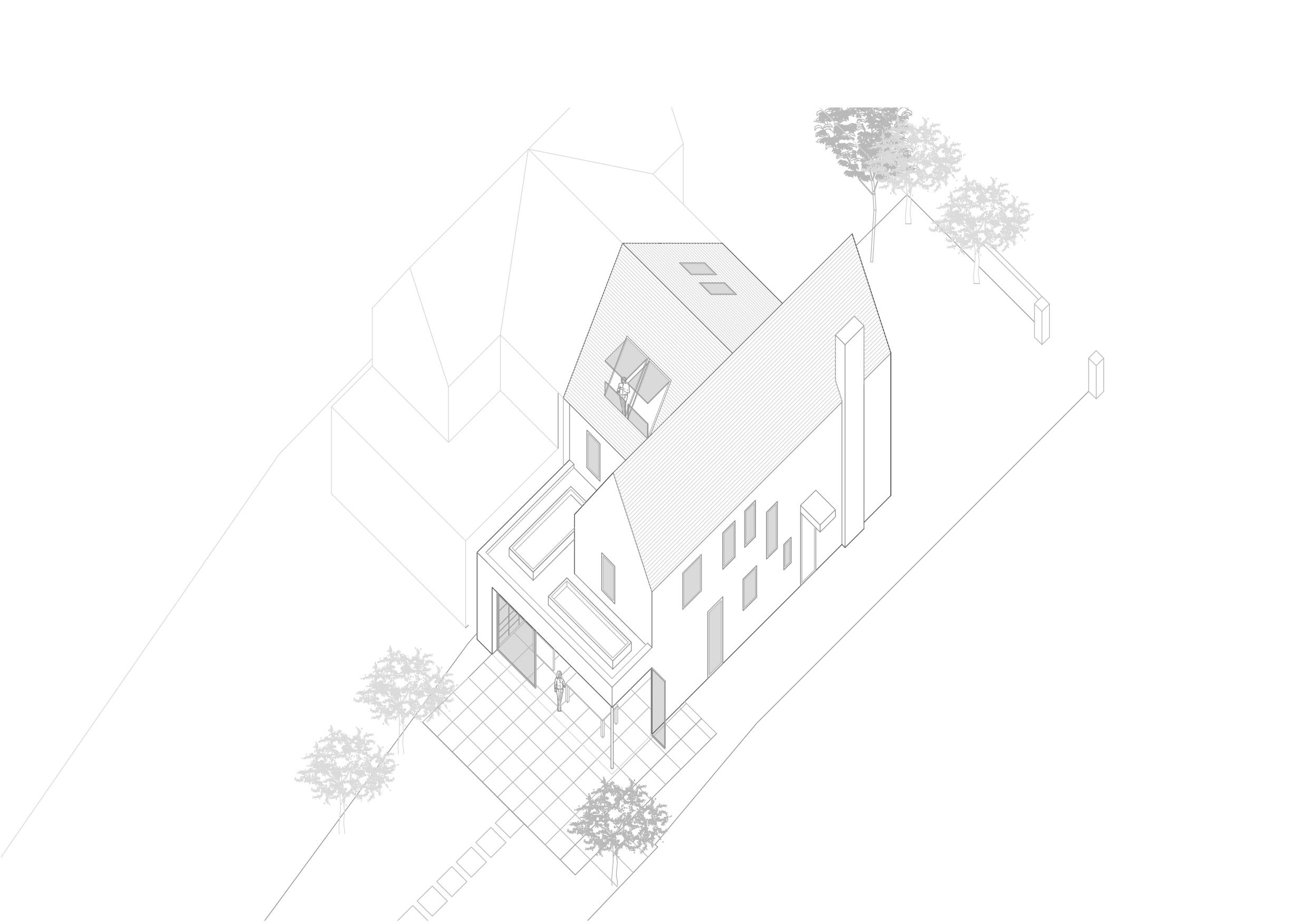 THE PONTCANNA HOUSE