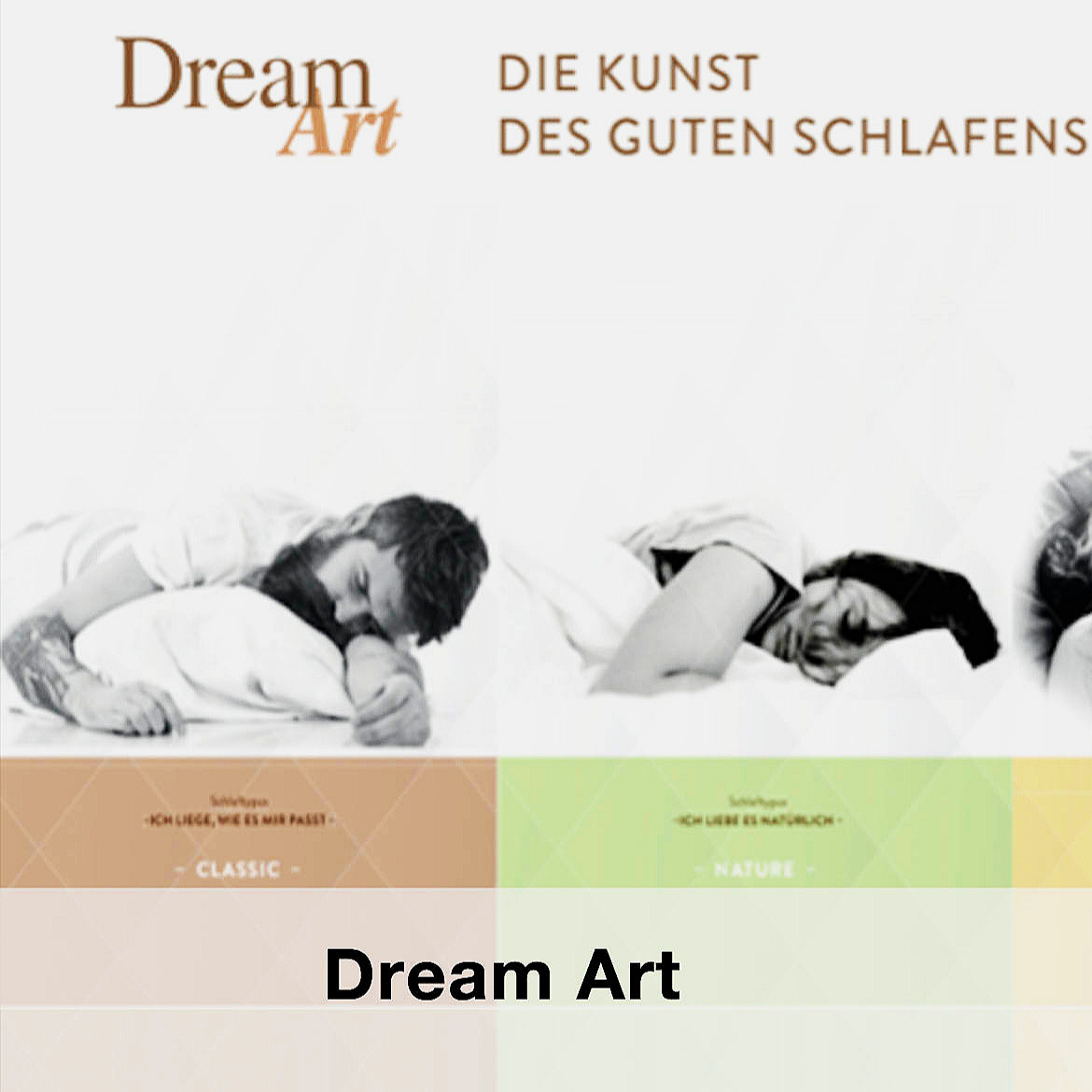 Dream Art Relaunch by thinknewgroup