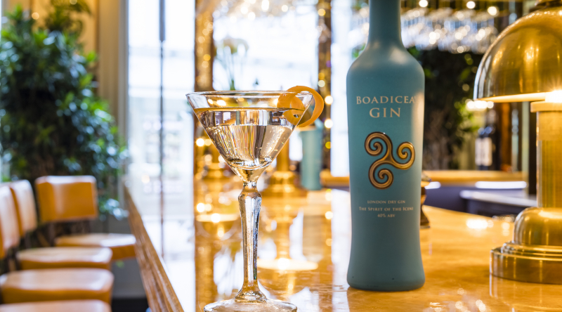Gin Tasting Dinner at The Ivy Norwich Brasserie With Boadicea Gin.jpg