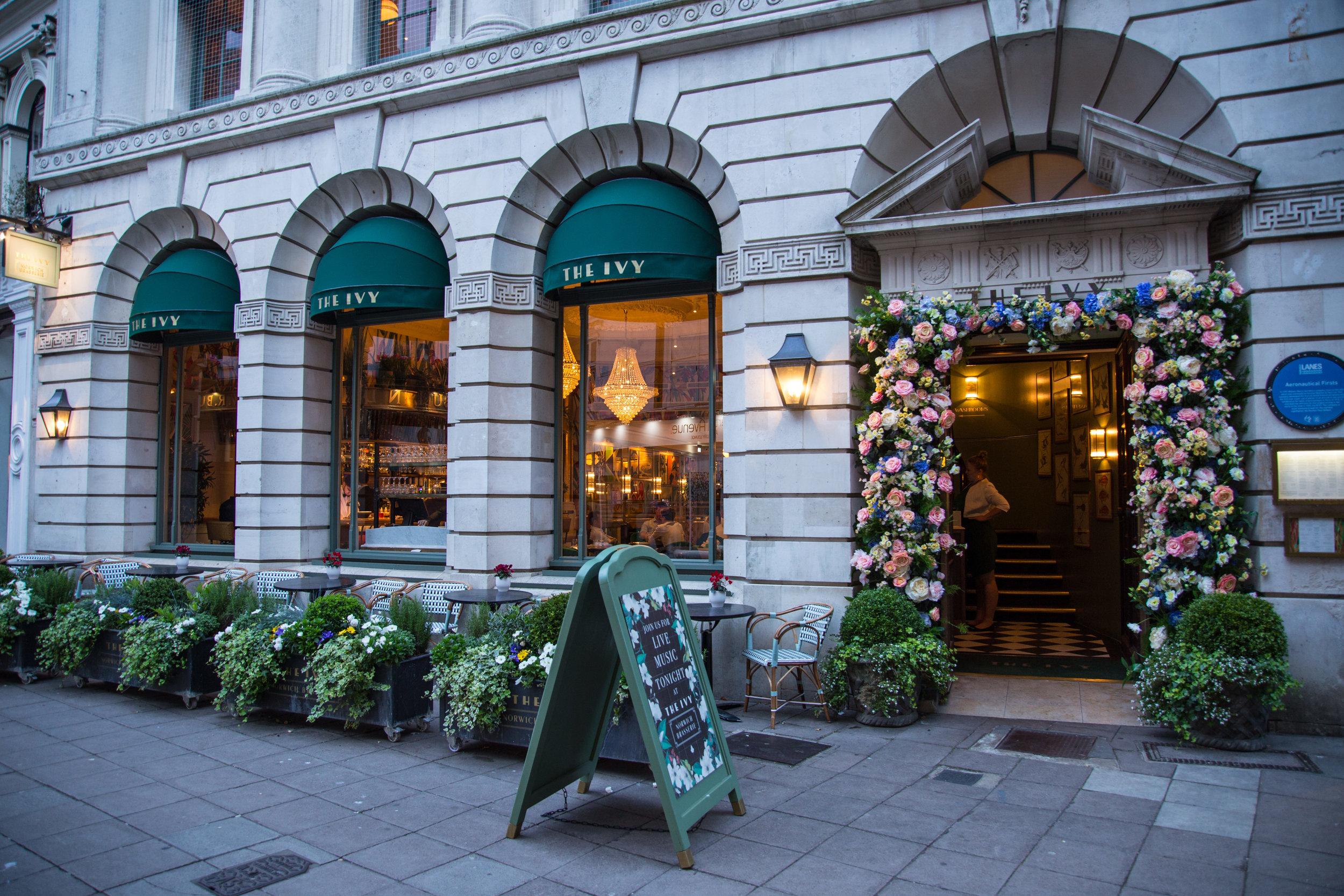 The Ivy Norwich Brasserie