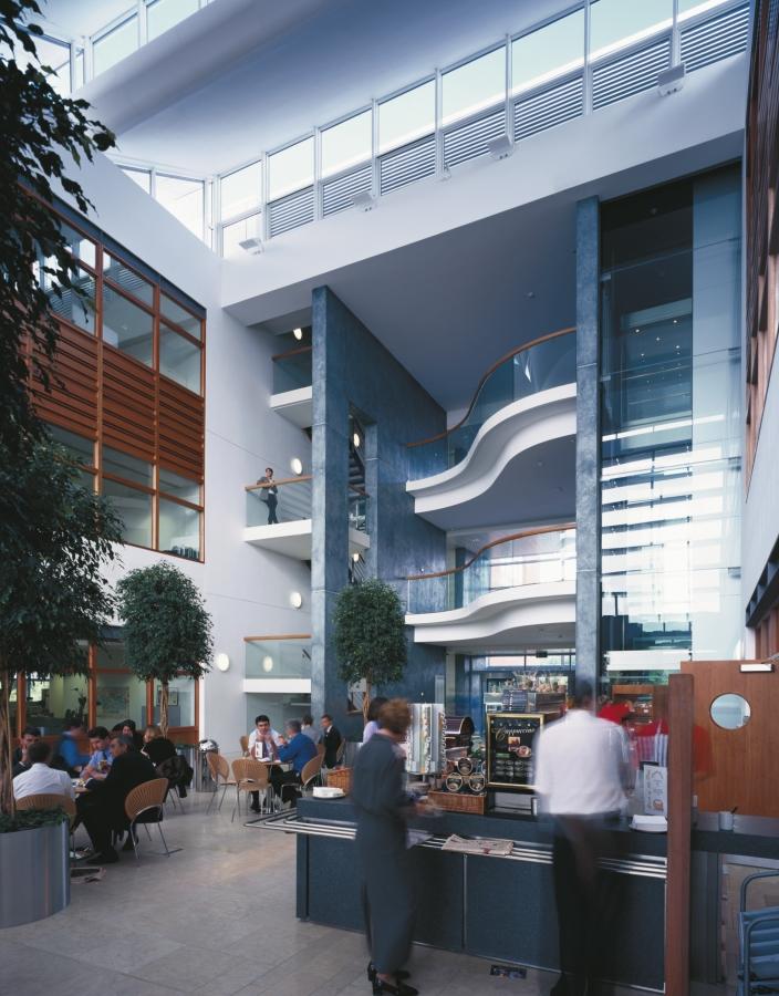 PowerGen Headquarters 06