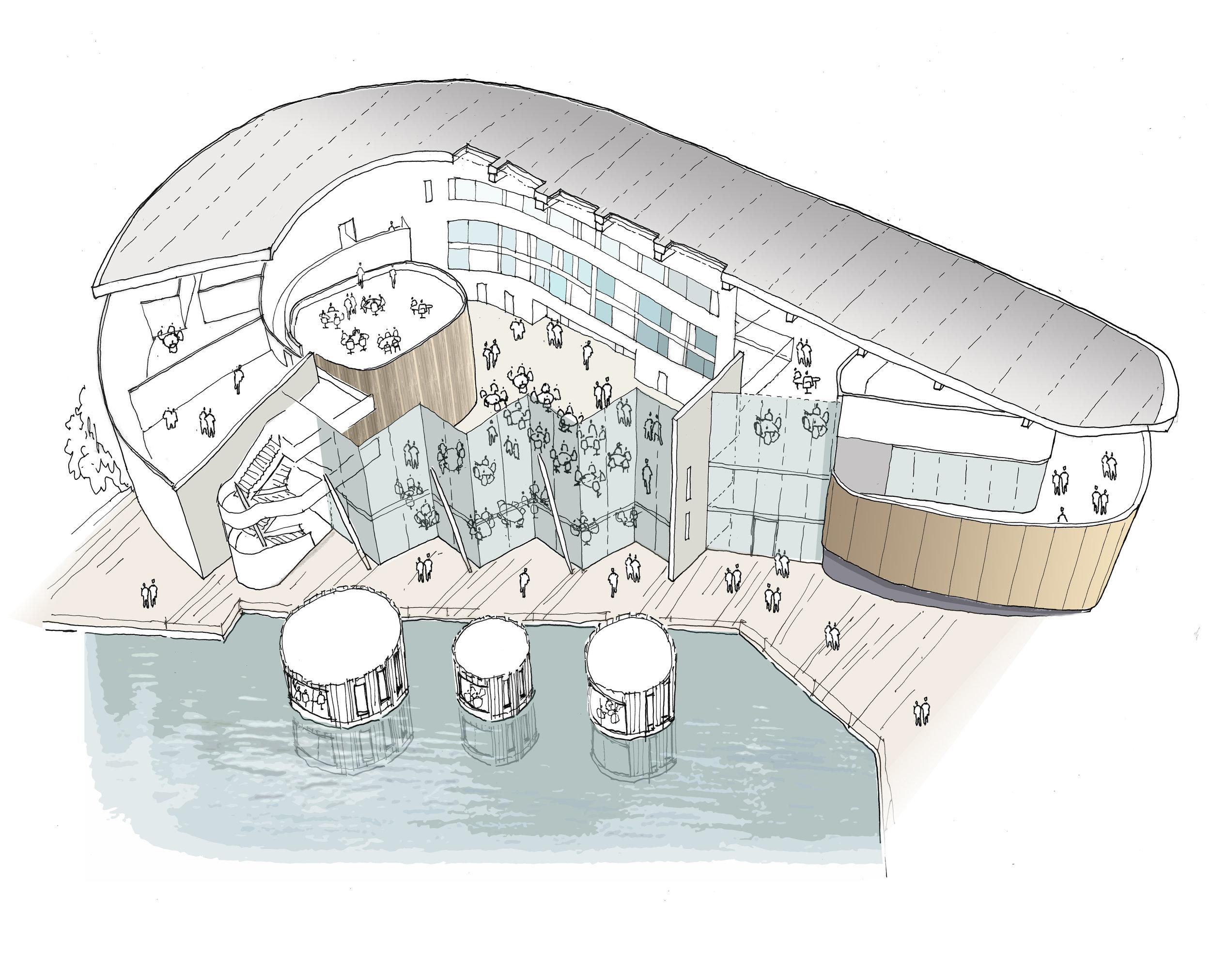 University of York / The Hub
