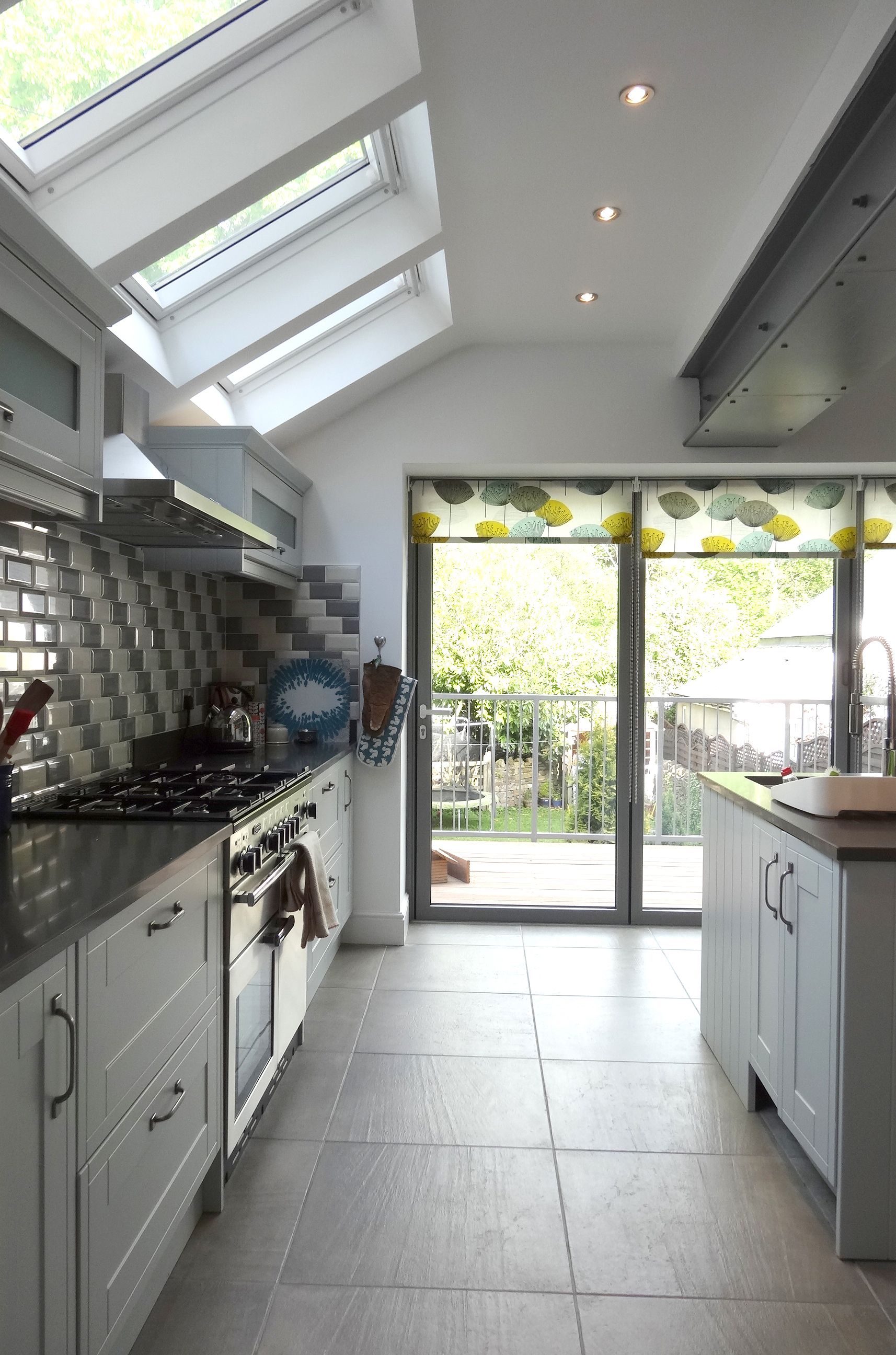 Stephen Hill Architects, House Extension, Abbeydale Road South, Dore 01