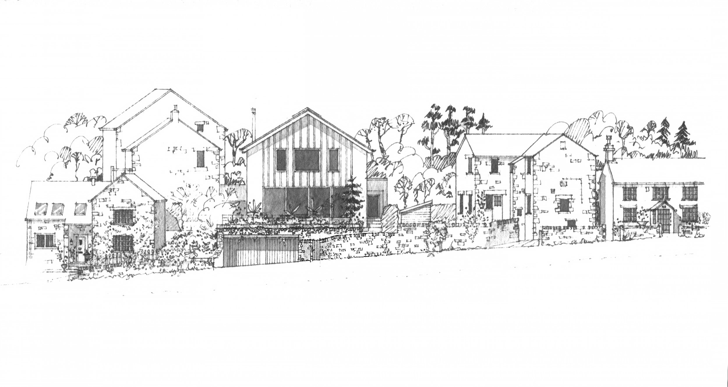 Mayfield, Caver, Artist's Impressions