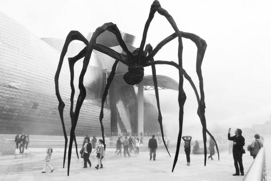 Louise Bourgeois  Maman , 1999 Guggenheim Museum, Bilbao