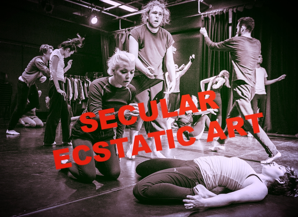 Secular Ecstatic Art Laboratory: The Politics of Perception