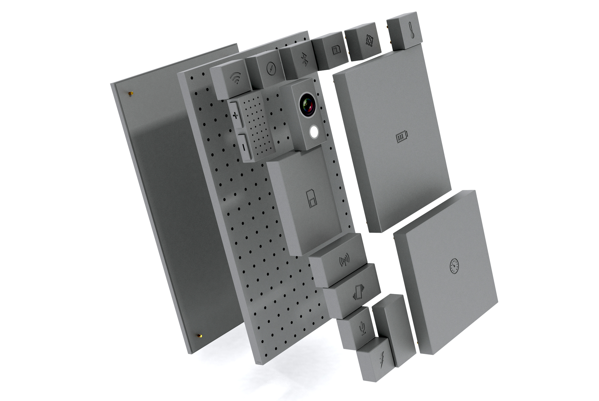 Concept image of Phonebloks
