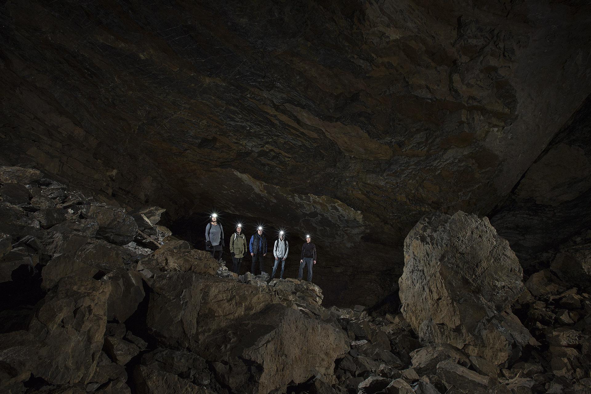 Outdoorfotografie Schneckenlochhöhle, Bregenzerwald Vorarlberg