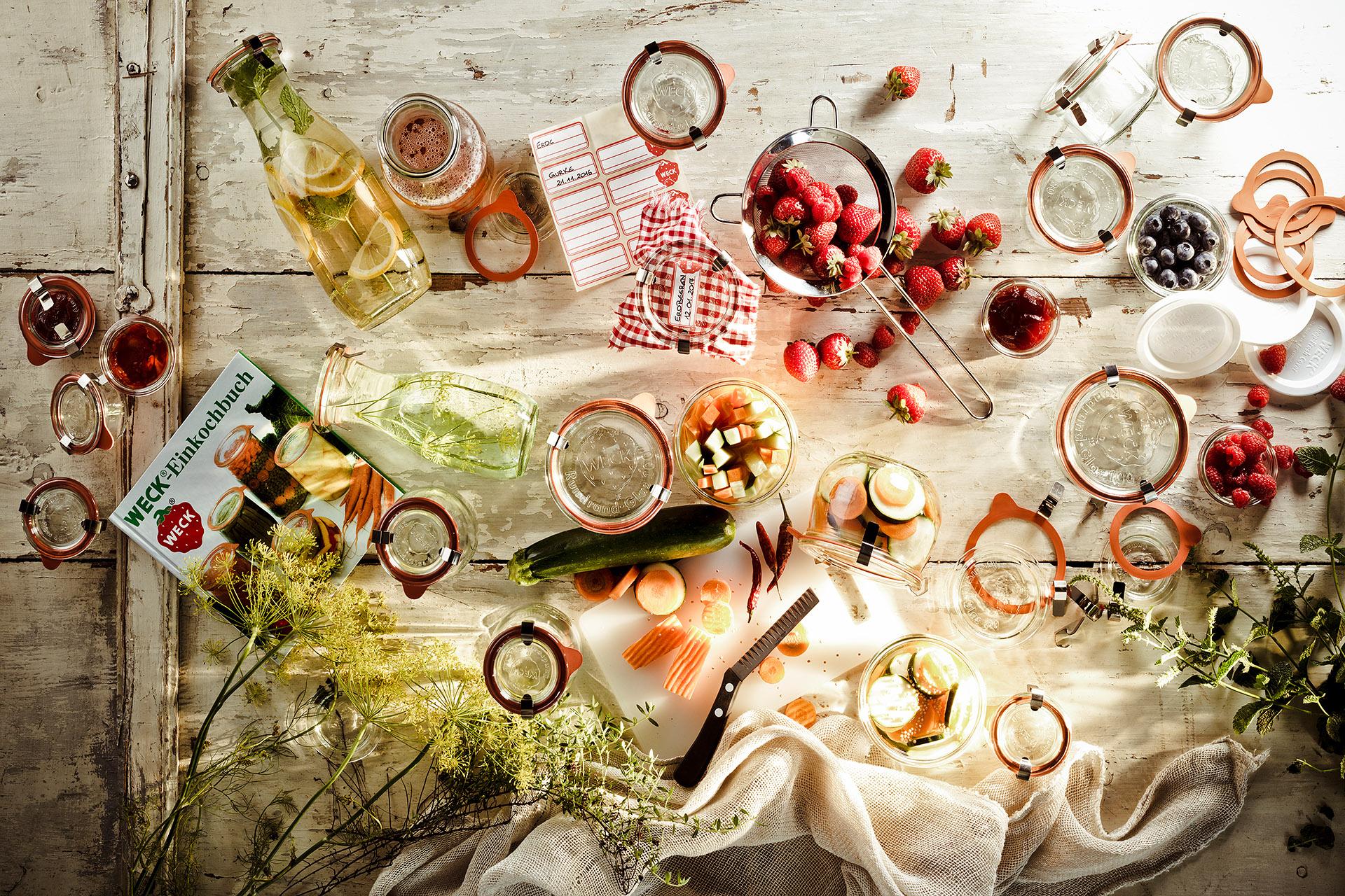 Lebensmittelfotografie vom Fotowerk Lampelmayer