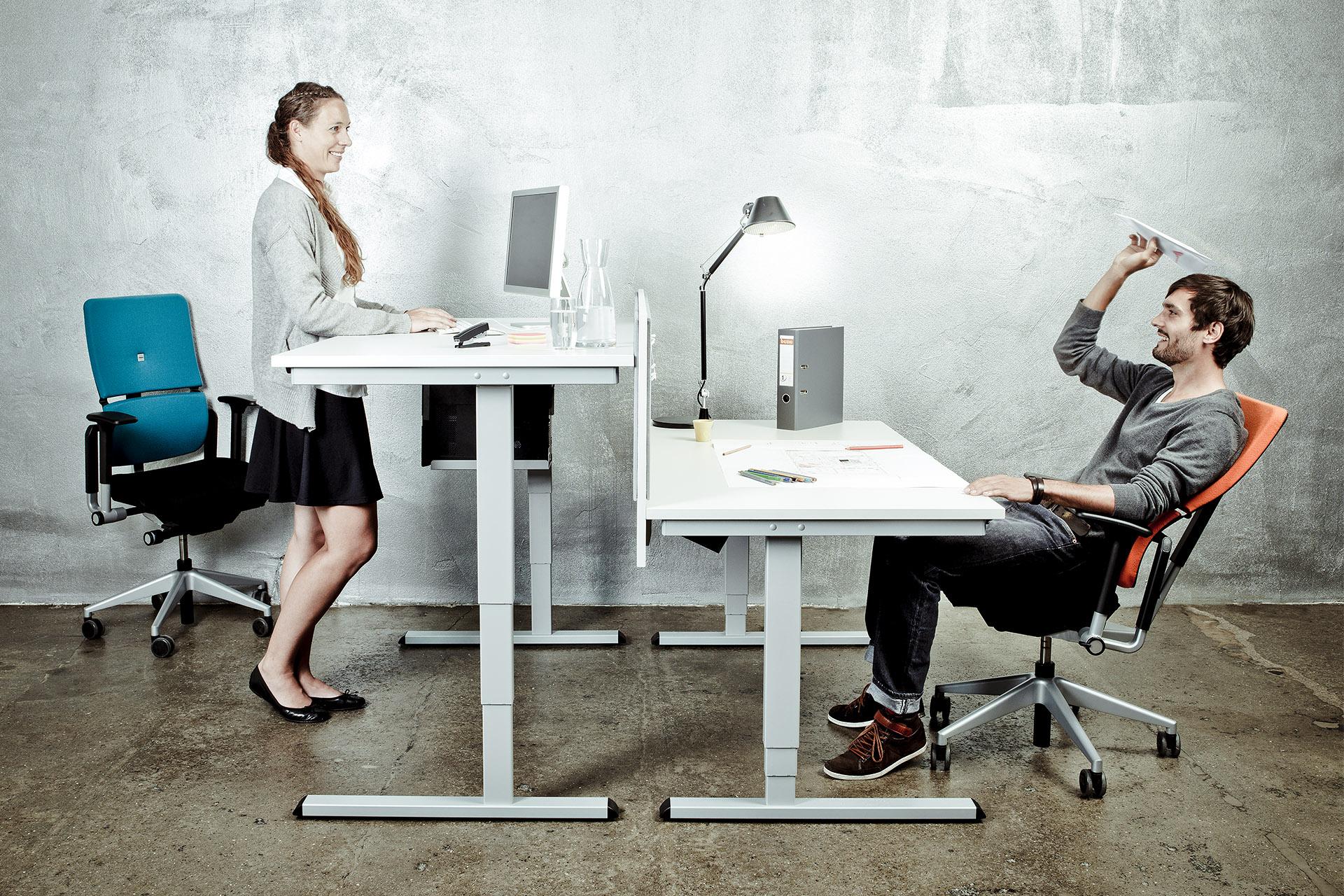 Produktfotografie - Bueroeinrichtung für die Messerle GmbH