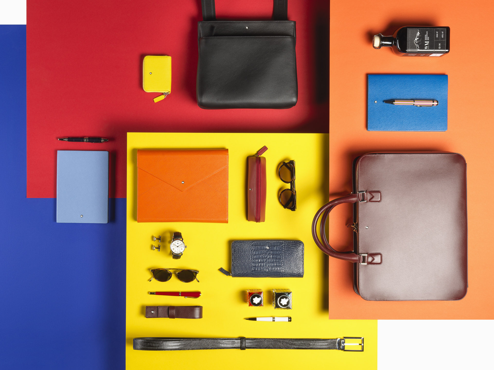 Fotowerk Lampelmayer - edle, farbenfrohe Produktfotografie