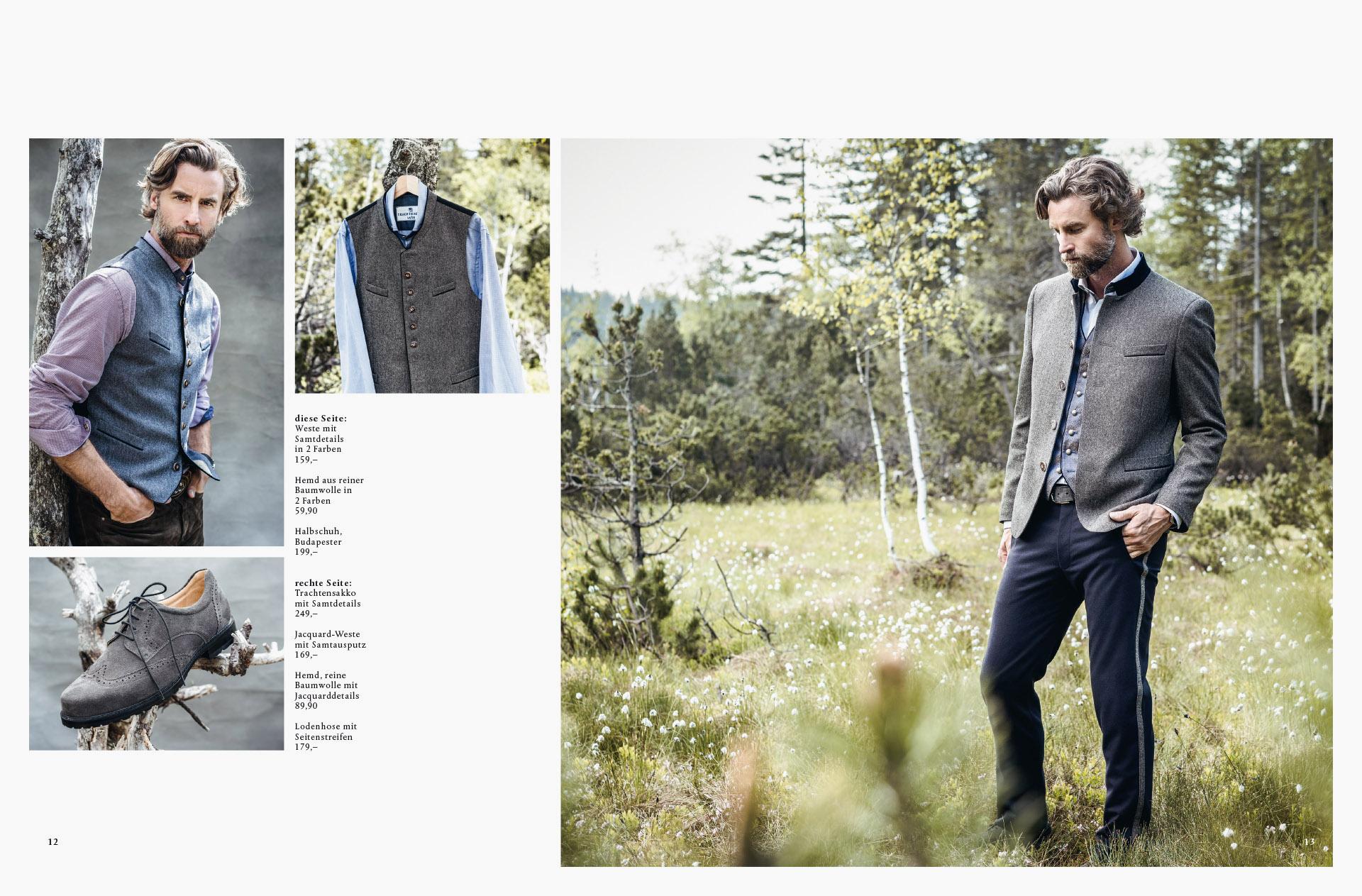 Fotowerk Modefotografie - von der Jacke bis zum Schuh alles dabei