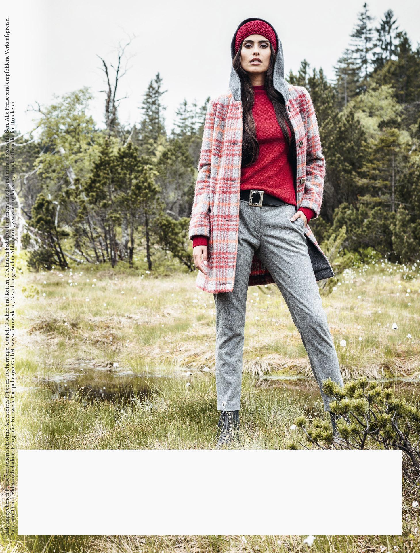 Fotowerk Modefotografie - der neue Trachtmacher Prospekt