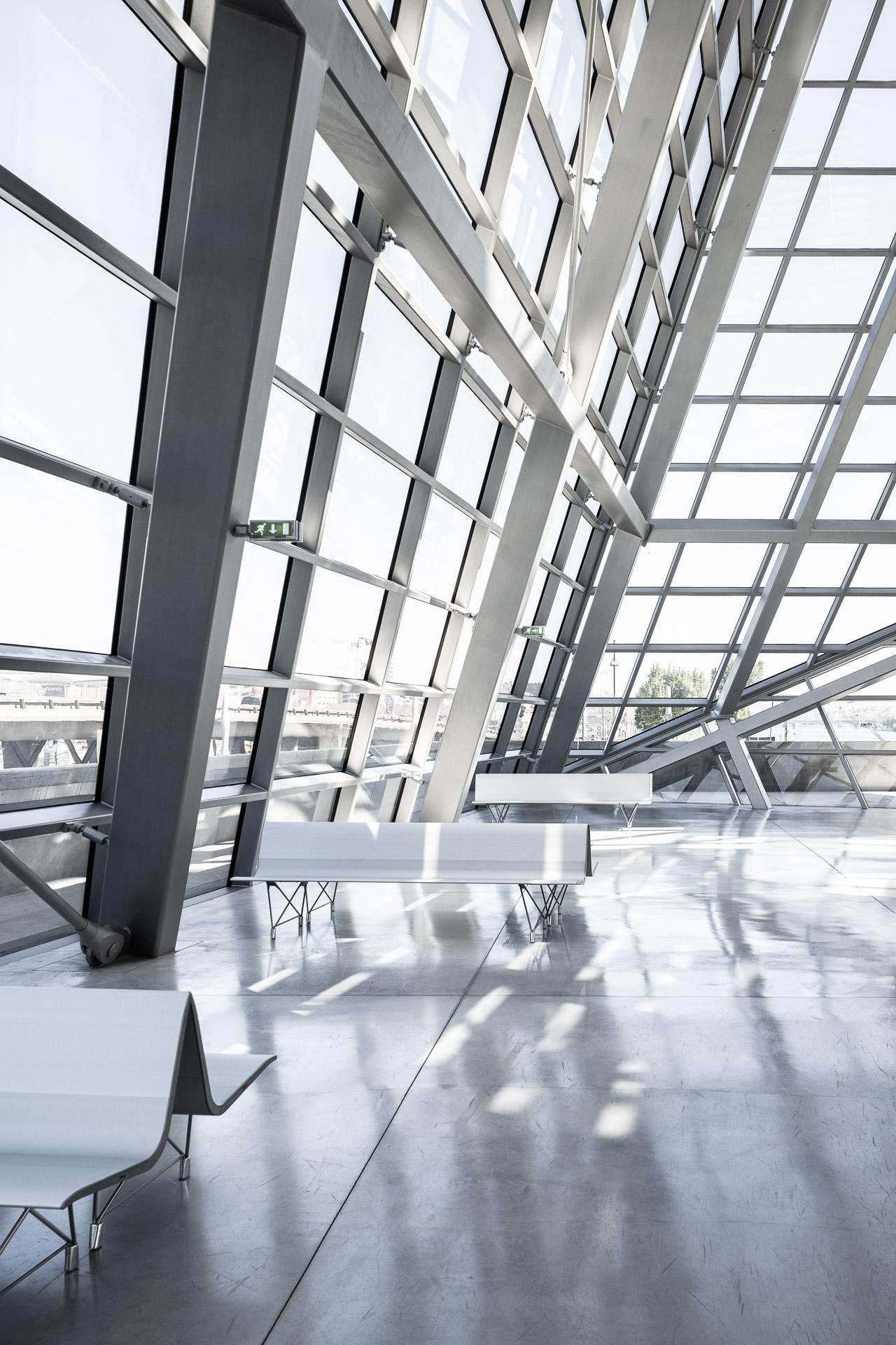 Architekturfotografie - modern mit viel Glas und Licht