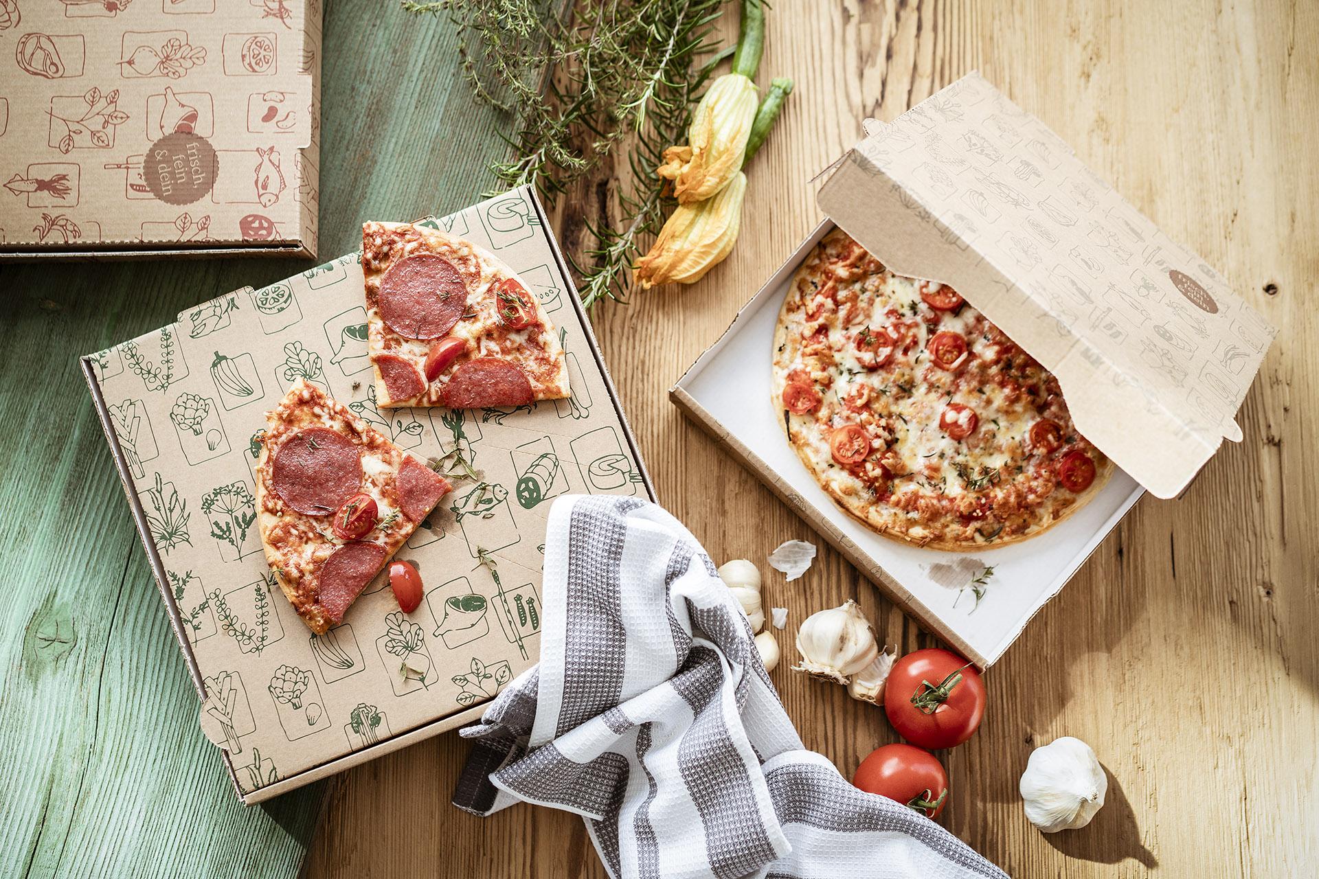 Foodfotografie für die Messerle GmbH