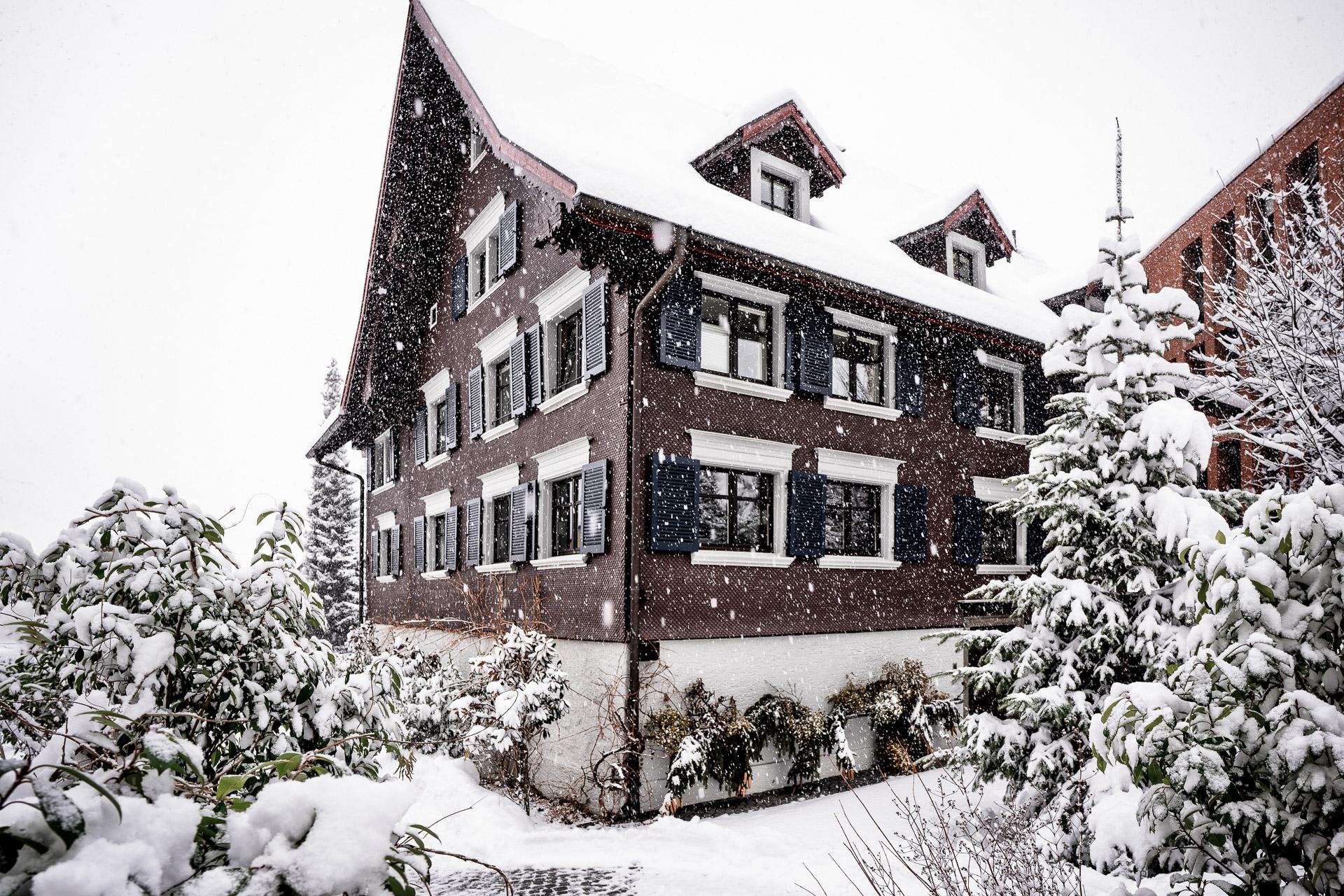 Fotowerk Hotelfotografie - Der Verwalter im Winter