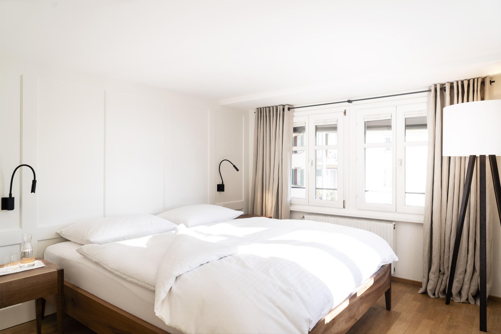 Fotowerk Hotelfotografie - behagliches Zimmer