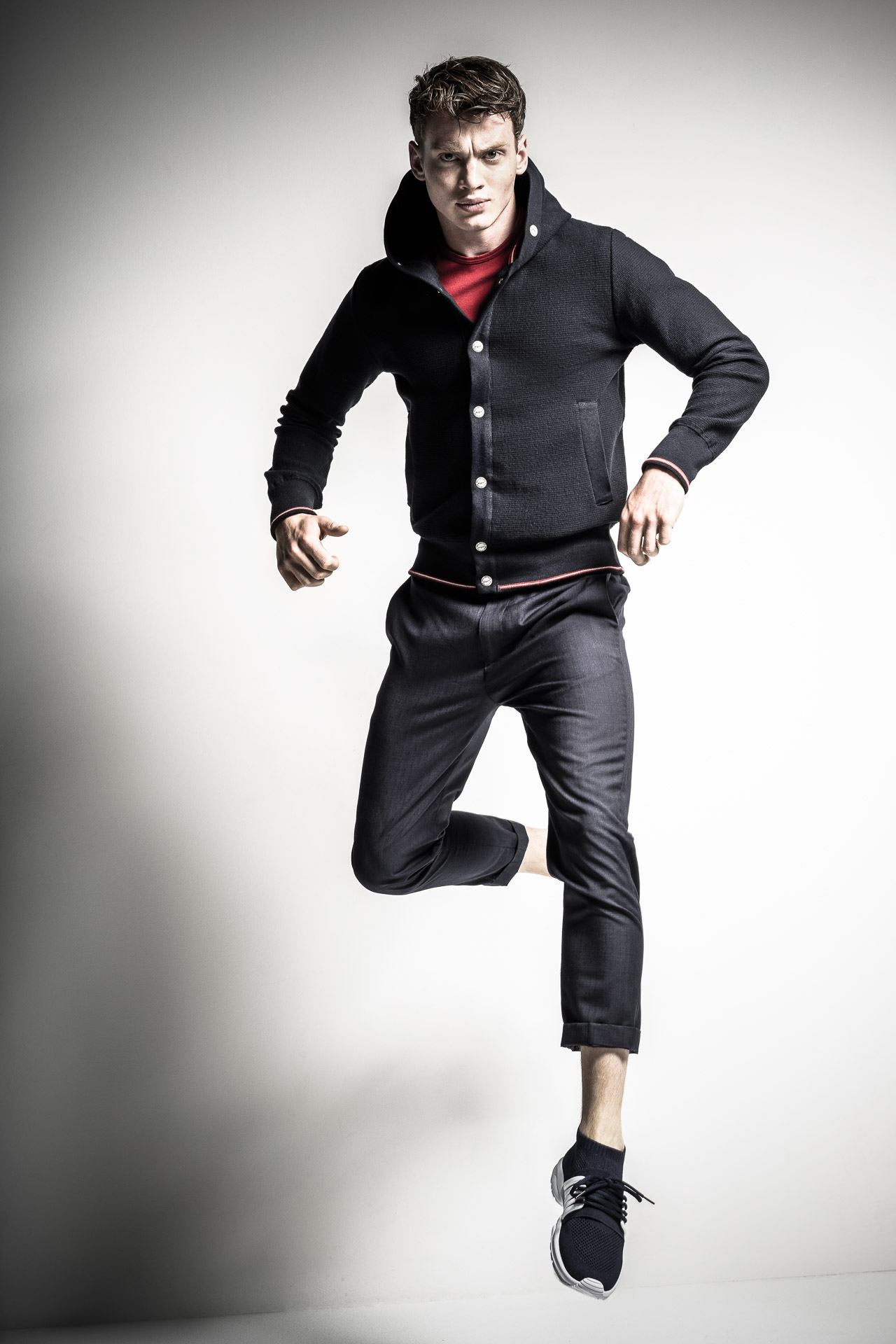 Fotowerk Modefotografie - Der Sprung
