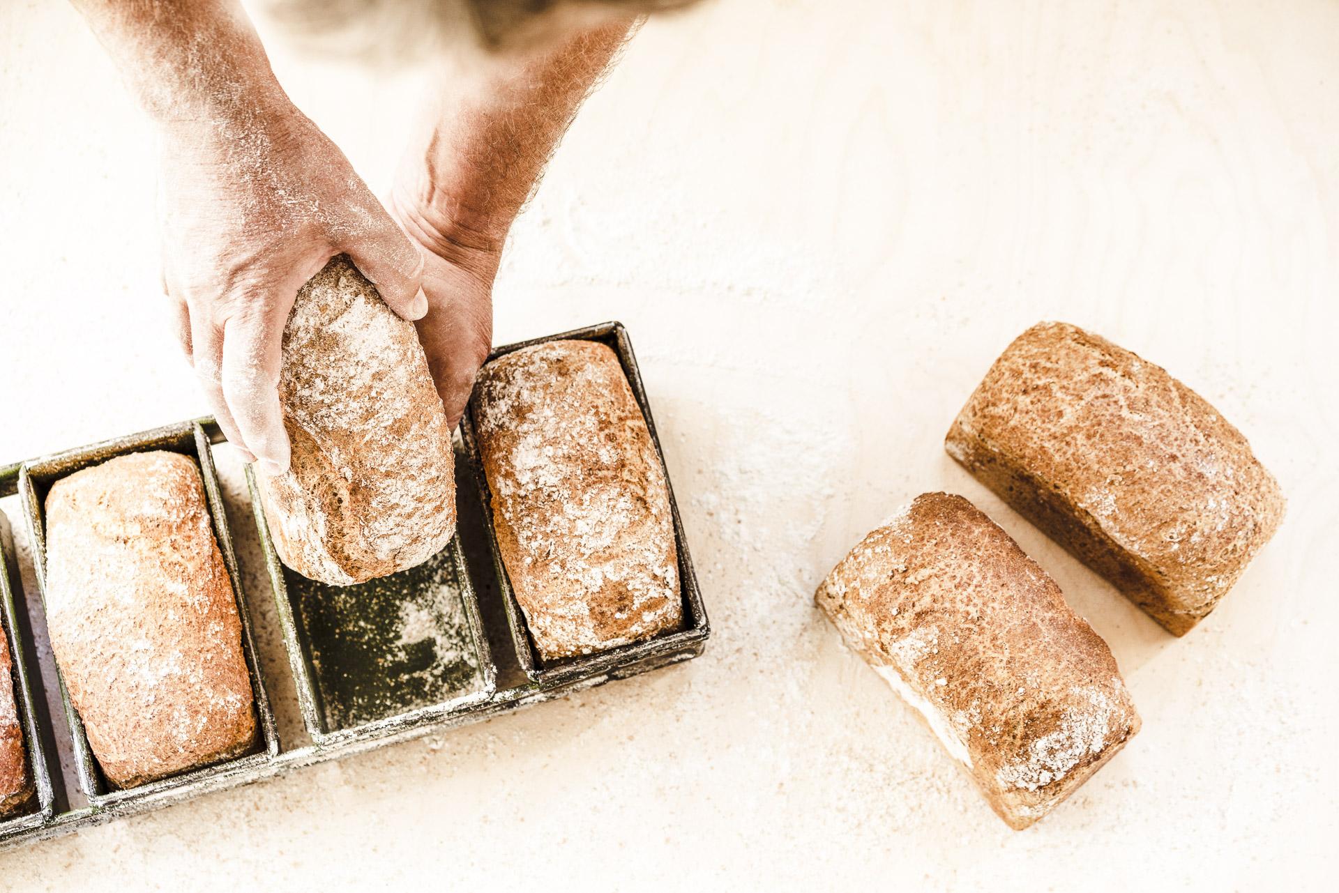 Fotowerk Foodfotografie - Dinkelbrot