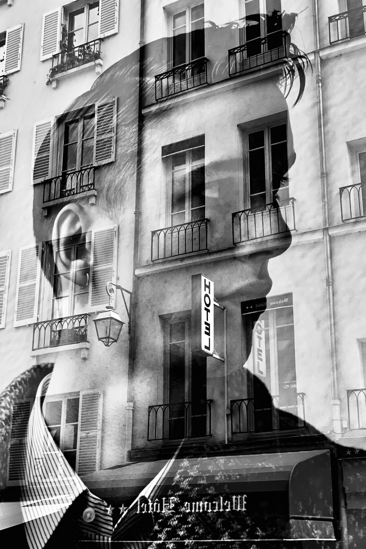 Fotowerk Kunstfotografie - Spiegelbilder - Lobbyboy