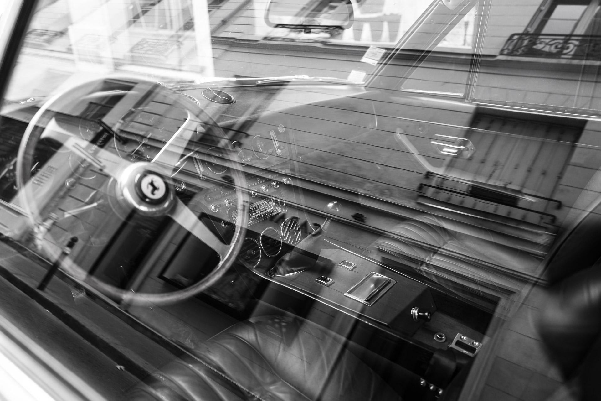 Fotowerk Kunstfotografie - Spiegelbilder - Speed