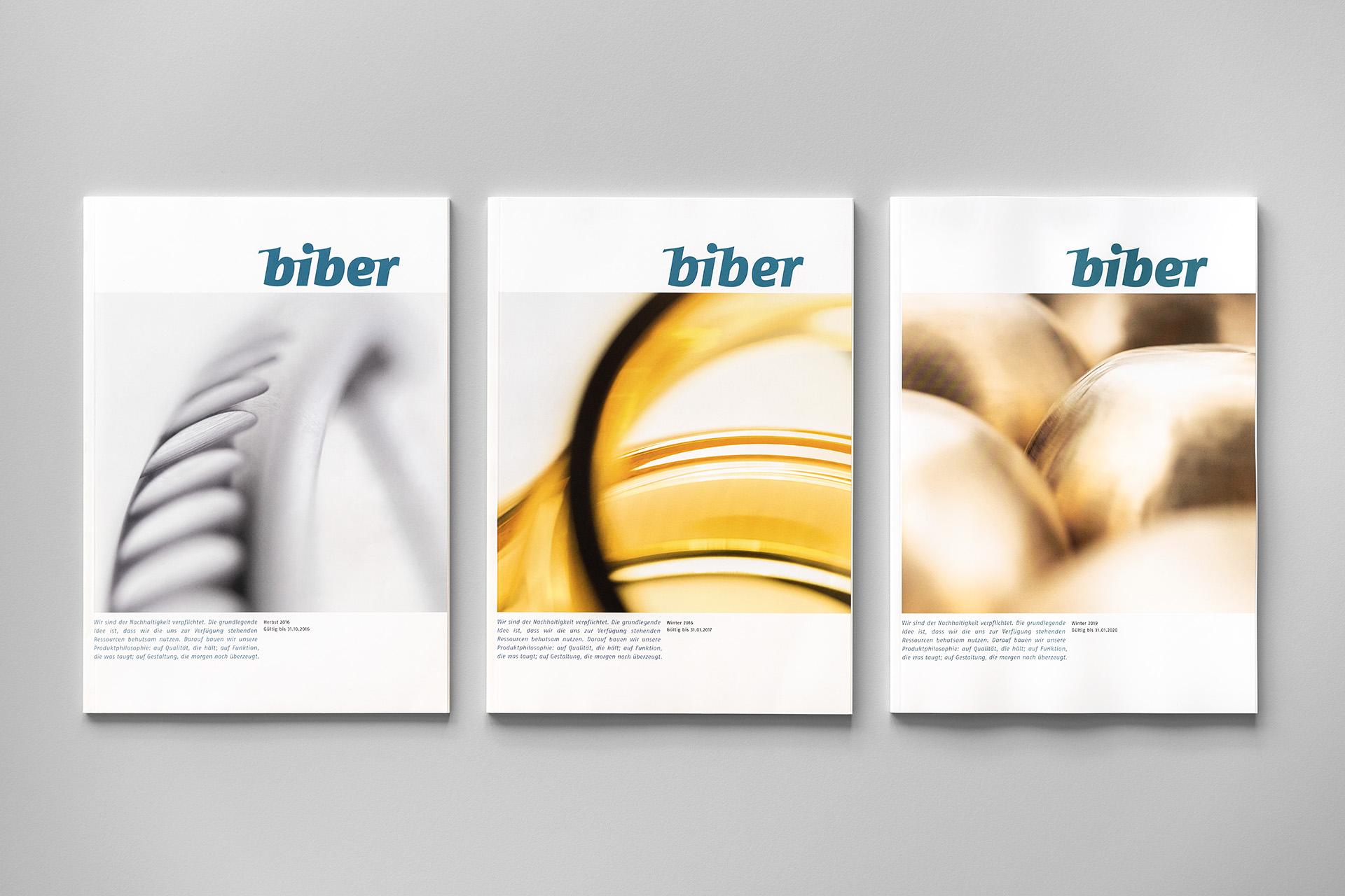 Fotowerk Produktfotografie - Biber Versand Kataloge