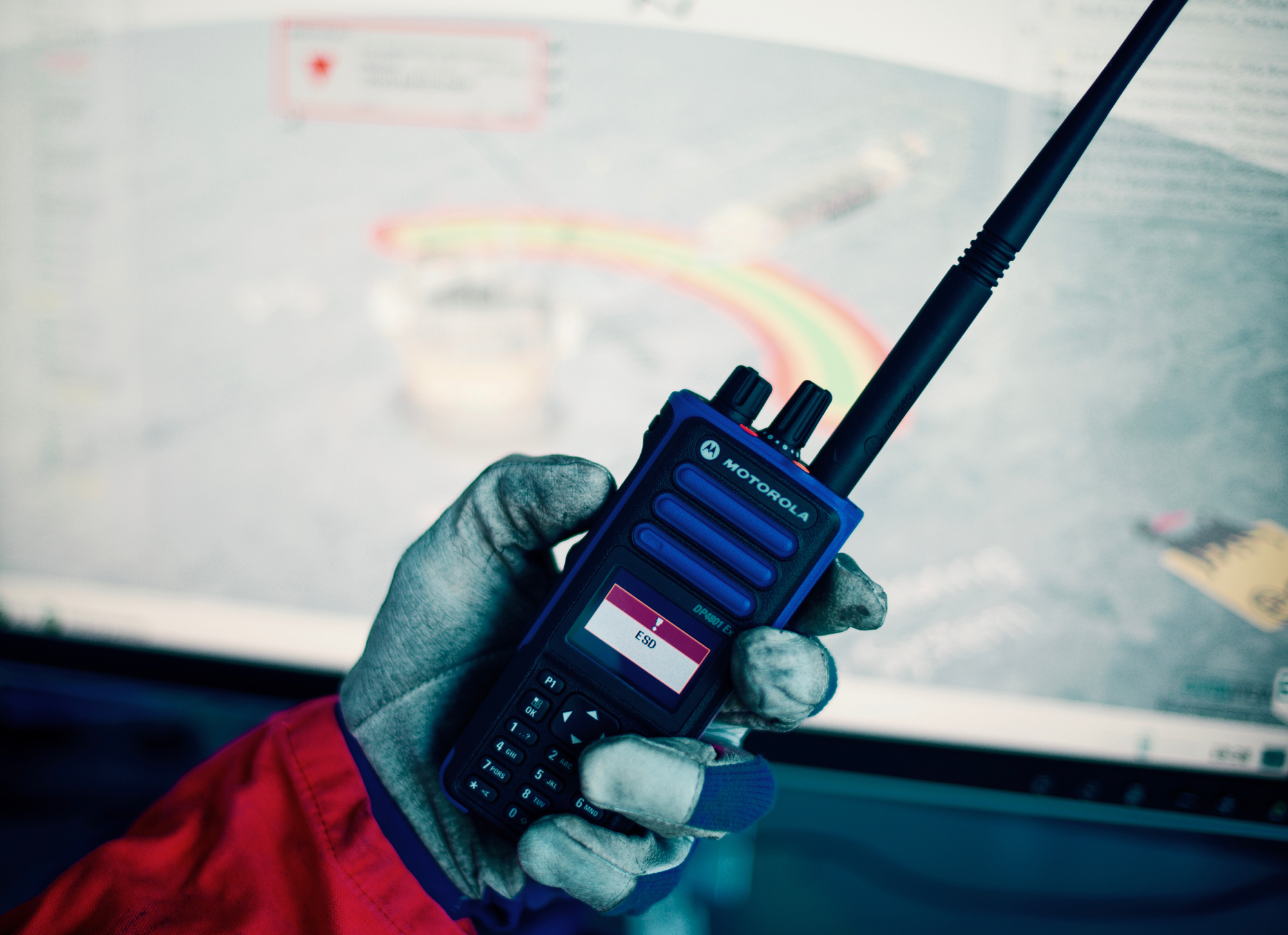 OMTS - Offloading Monitoring Telemetry System, Motorola Solutions