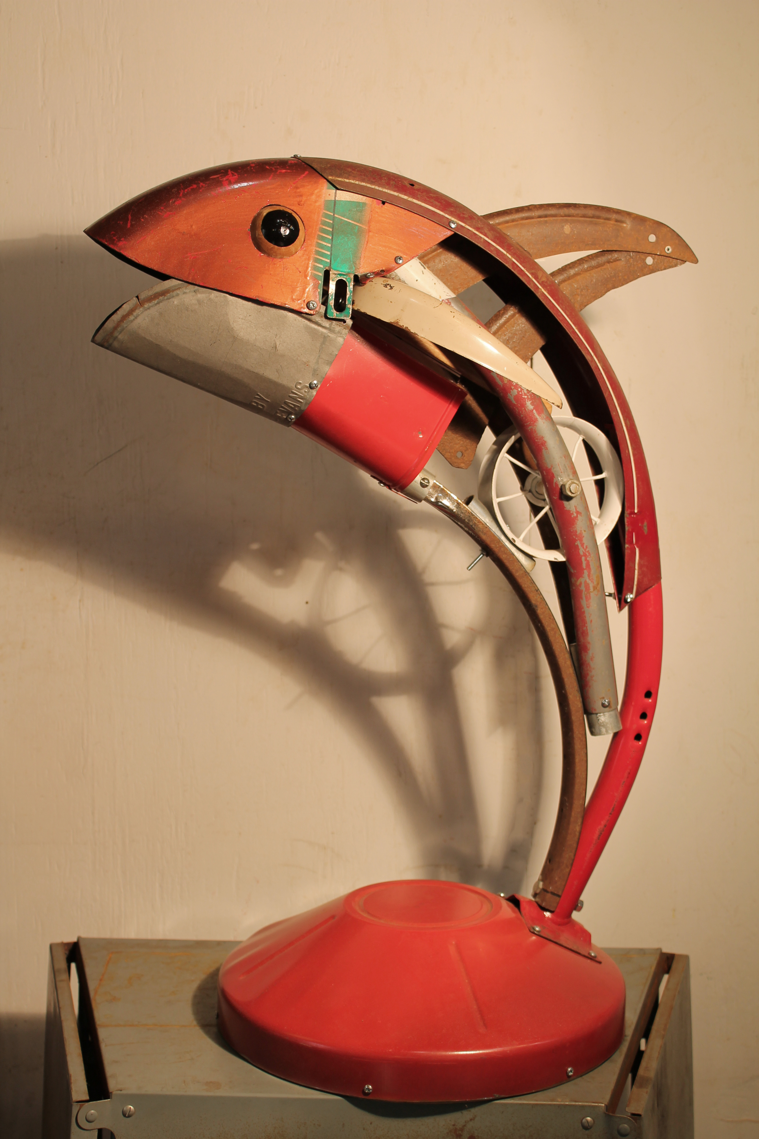 Tricycle Fender Fish
