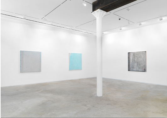 Installation view:  Jessica Dickinson ,  Close/Close , 2015.  Photography by Object Studies.