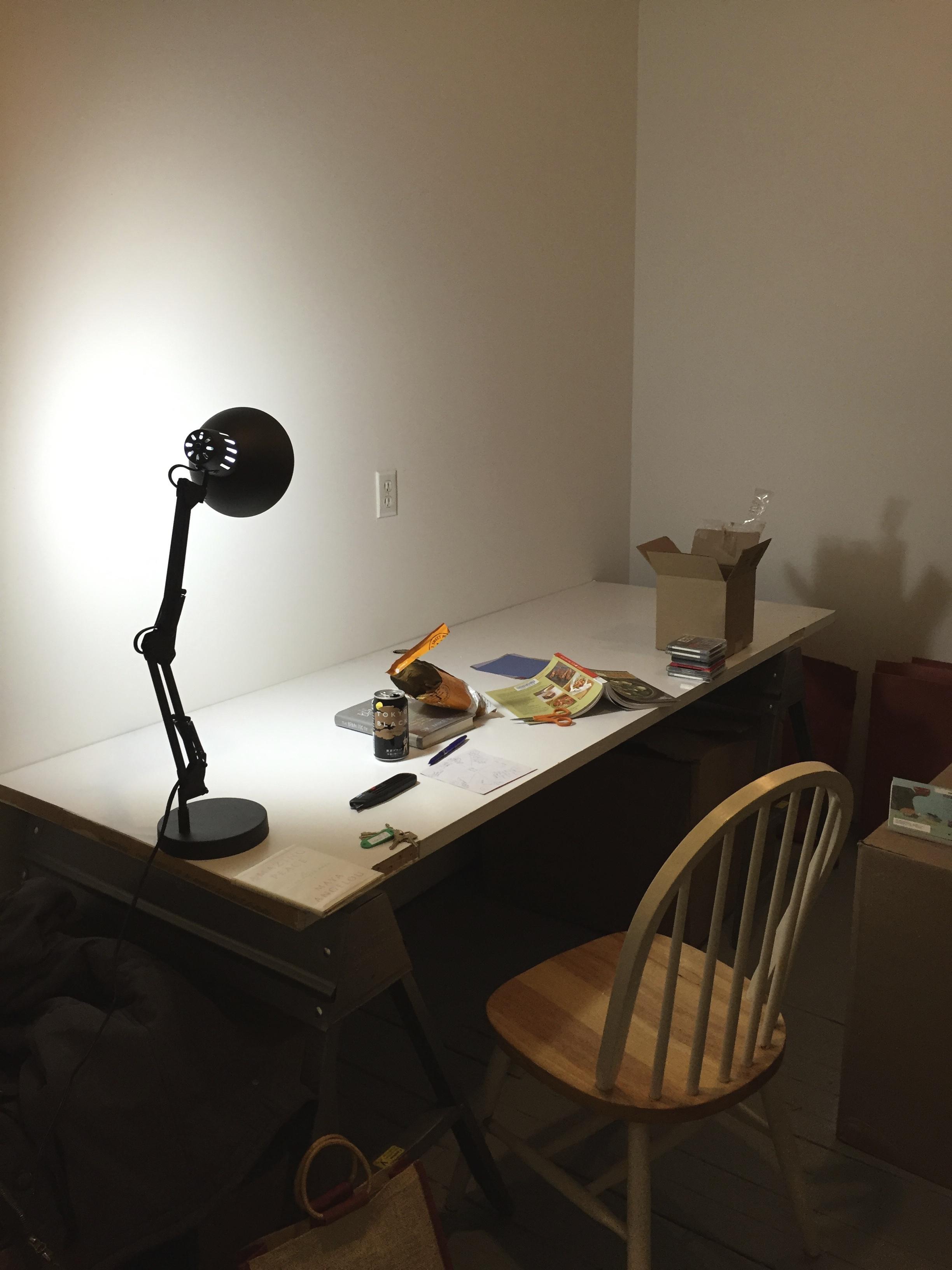 New Studio in Williamsburg