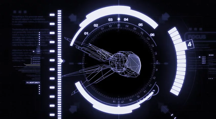 Screen shot from multisensory ride. Photo courtesy: Sensorama