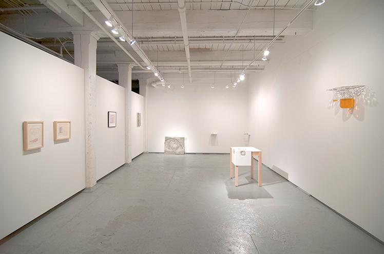 """USES"" curated by  Fritz Horstman . USES: Left to Right, Todd Freeman,  Mark Dion ,  Naomi Safran-Hon ,  Zoe Sheehan Saldana ,  Richard Klein"