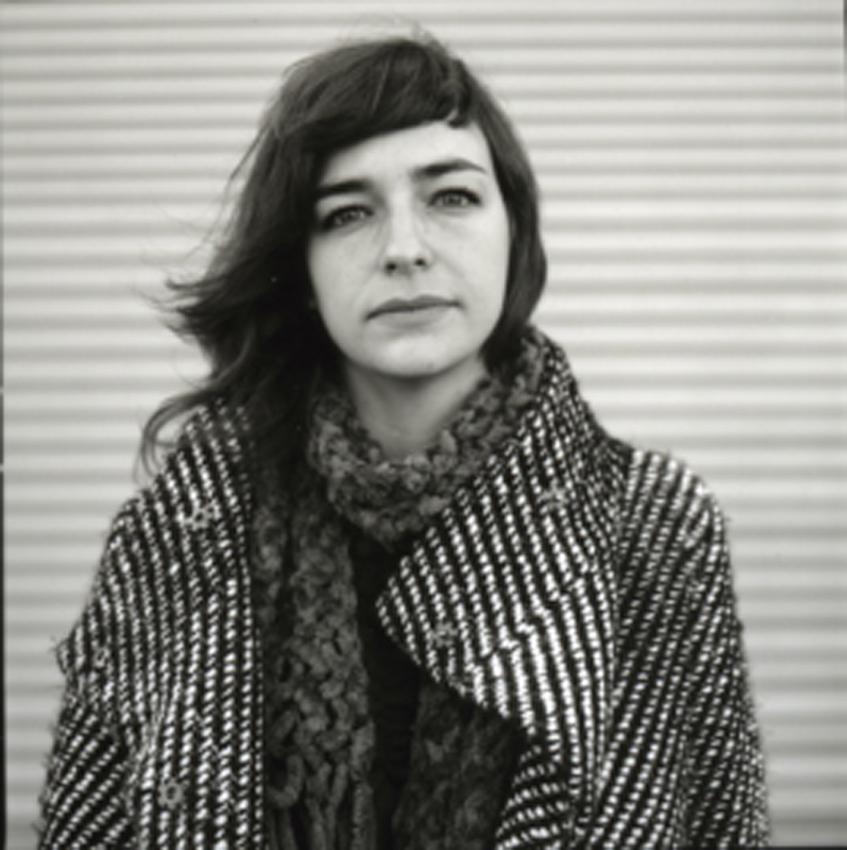 Portrait of Anneliis by Hunter Lydon