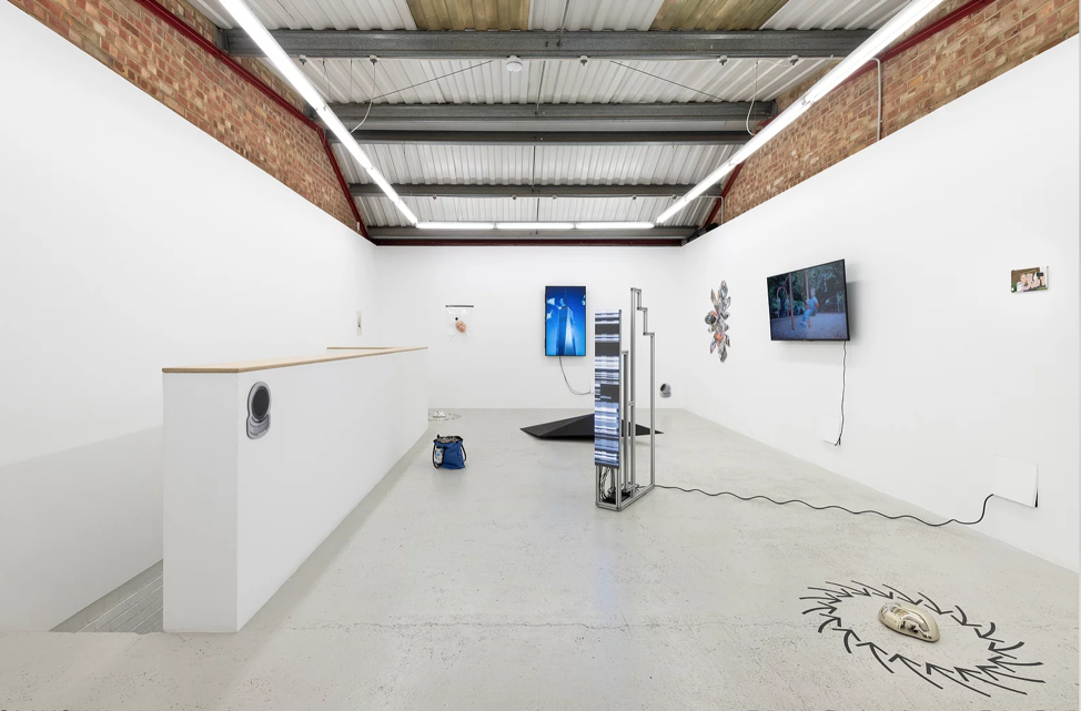 Terms and Conditions May Apply,  Installation view, 2018. Image courtesy of the artist and Annka Kultys Gallery.
