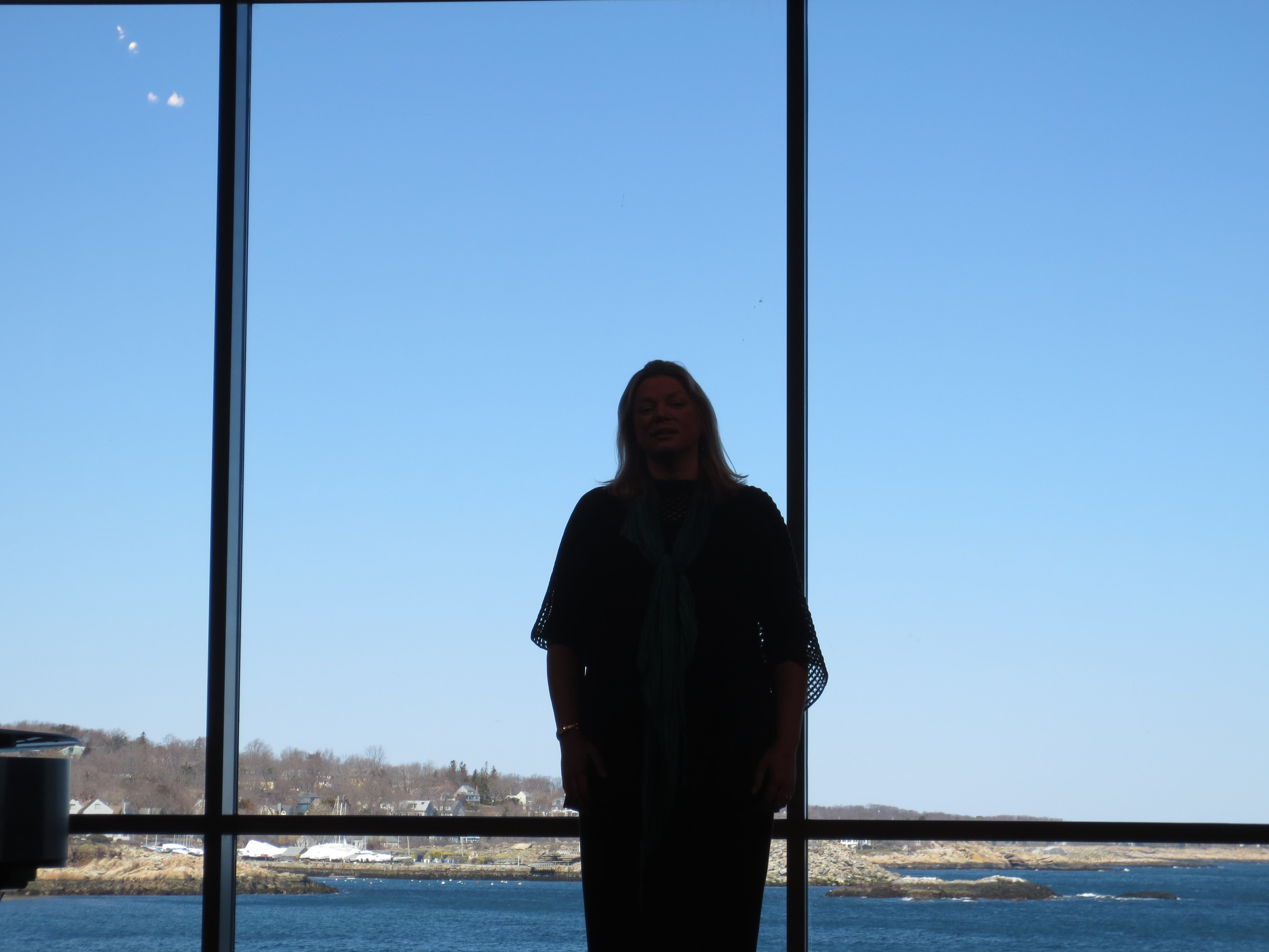 An Artist to Experience    Diana Jacklin